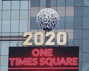 New Years Eve Ball in Times Square