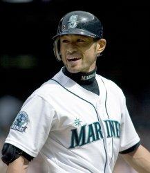 Ichiro Suzuki  back with the Seattle Mariners