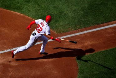 Nationals right fielder Juan Soto