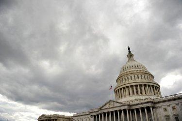 The U.S. Capitol Building in Washington