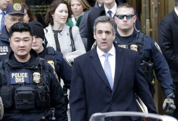 Trump personal lawyer Michael Cohen sentenced in New York