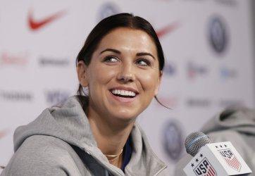 U.S. Soccer Women's World Cup Media Day in New York