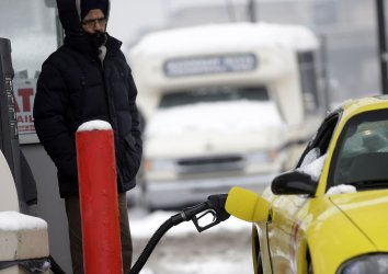 Gas prices have fallen for a record 16 straight weeks
