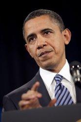 President Obama Addresses U.S. Chamber Of Commerce