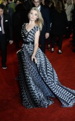 """Natalie Dormer attends the UK Premiere of """"The Hunger Games: Mocking Jay part 2"""" in London"""