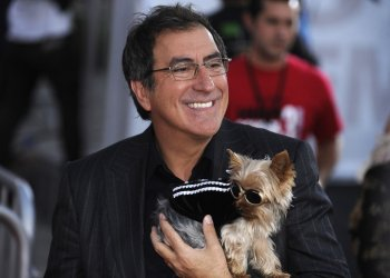 """Kenny Ortega attends the premiere of """"High School Musical 3: Senior Year"""" in Los Angeles"""
