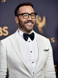 Jeremy Piven attends the 69th annual Primetime Emmy Awards in Los Angeles