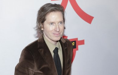 Wes Anderson at the 'Isle Of Dogs' New York Screening