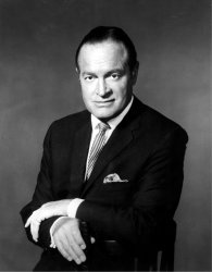 Bob Hope dies at the age of 100