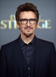 Director Scott Derrickson attends 'Doctor Strange' world premiere