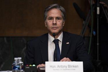 Secretary Of State Blinken Testifies at Senate Appropriations Committee