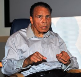 Muhammed Ali was on hand to honor leading physicians in Arizona
