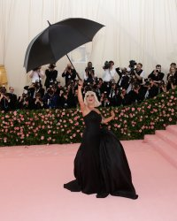 """Met Gala """"Camp: Notes on Fashion"""" red carpet in New York"""