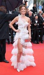 Heidi Lushtaku attends the Cannes Film Festival