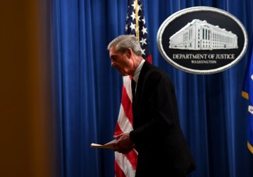 Robert Mueller Comments on His Russian Probe in DC