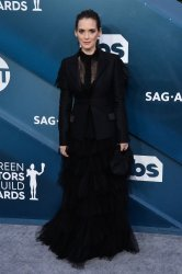 Winona Ryder attends the 26th annual SAG Awards in Los Angeles