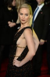 """Jennifer Lawrence attends the UK Premiere of """"The Hunger Games: Mocking Jay part 2"""" in London"""
