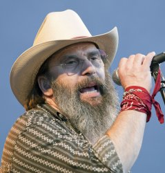 Steve Earle and the Dukes play the 36th annual Vancouver Folk Music Festival