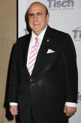 Clive Davis arrives for the Tisch Gala in New York