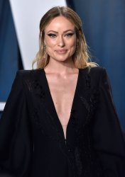 Olivia Wilde attends Vanity Fair Oscar party 2020