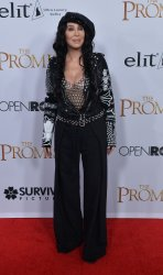 "Cher attends ""The Promise"" premiere in Los Angeles"