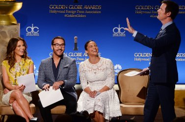 Golden Globe Awards nominations announced in Beverly Hills, California