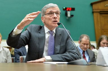 FCC Chairman Tom Wheeler testifies in Washington, D.C.