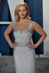 Reese Witherspoon attends Vanity Fair Oscar party 2020