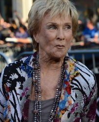 "Cloris Leachman attends the ""Dark Shadows"" premiere in Los Angeles"