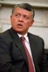 Jordan's King Abdullah Meets With Obama In The White House