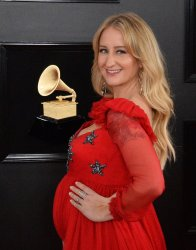 Margo Price arrives for the 61st Grammy Awards in Los Angeles