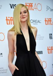 Elle Fanning attends 'About Ray' world premiere at the Toronto International Film Festival
