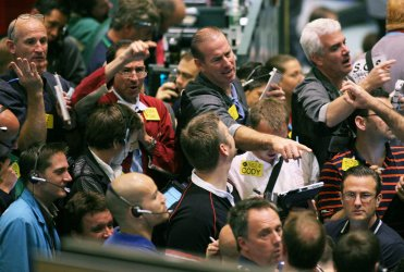 Oil trades set record $147.27 per barrel at NYMEX in New York
