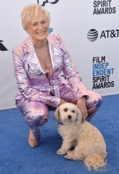 Glenn Close attends Film Independent Spirit Awards in Santa Monica