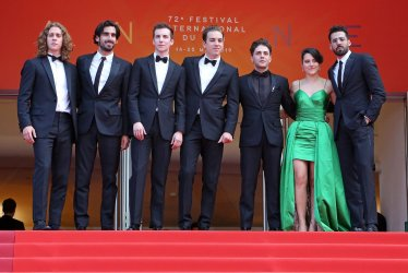 """The cast from """"Matthias and Maxime"""" attend the Cannes Film Festival"""