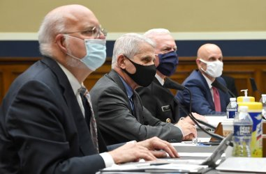 House Hearing on the Trump Administraion's COVID-19 Response in Washington, DC