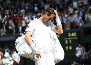 Murray vs Querrey in Men's Quarter-Finals at Wimbledon