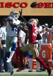 49ers interfer on Cowboys pass