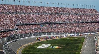 2016 Daytona 500 Start