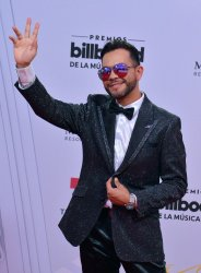 Adal Loreto attends the Billboard Latin Music Awards in Las Vegas