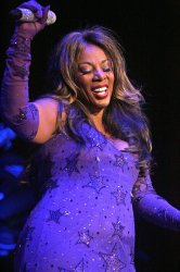 Donna Summer performs in Hollywood, Florida