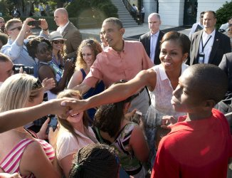 White House July 4 picnic