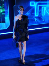 """Melissa Gilbert attends the """"TRON: Legacy"""" premiere in Los Angeles"""