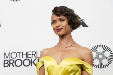 "Gugu Mbatha-Raw at the ""Motherless Brooklyn"" premiere"