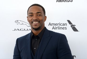 Anthony Mackie attends the 31st annual Film Independent Spirit Awards in Santa Monica, California