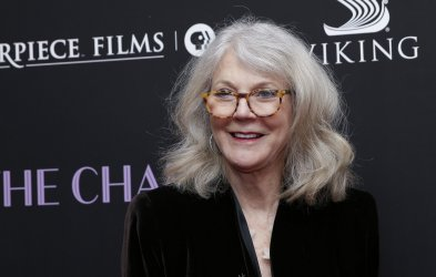 Blythe Danner at 'The Chaperone' New York Premiere