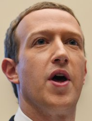 Zuckerberg testifies at Congressional Committee in Washington