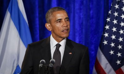 President Barack Obama speaks at the Righteous Among the Nations Award Ceremony
