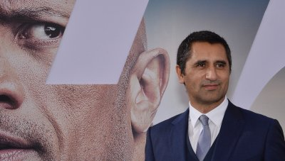 """Cliff Curtis attends the """"Fast & Furious Presents: Hobbs & Shaw"""" premiere in Los Angeles"""
