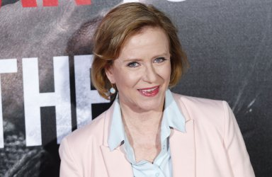 Eve Plumb at premiere for 'A Quiet Place'